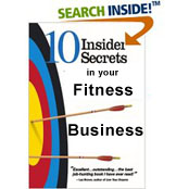 10 Insider Secrets In Your Fitness Business